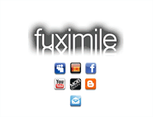 Tablet Preview of fuximile.net